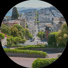 SAN FRANCISCO サンフランシスコ