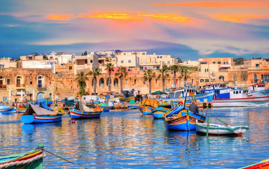 マルタ共和国 Republic of Malta