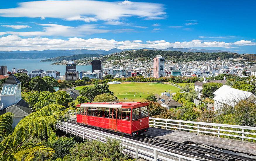 ニュージーランド New Zealand