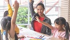 児童英語教師留学