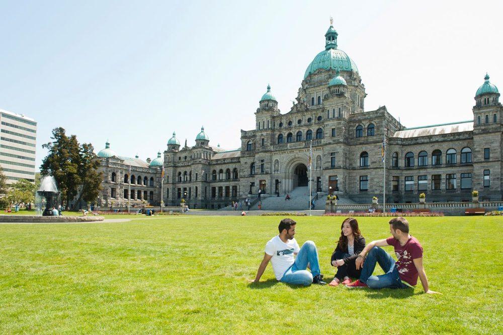 カナダ ビクトリア 語学留学