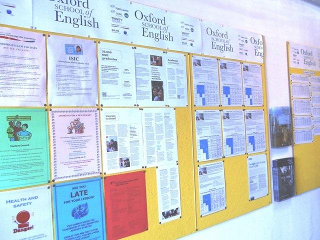イギリス オックスフォード 語学学校