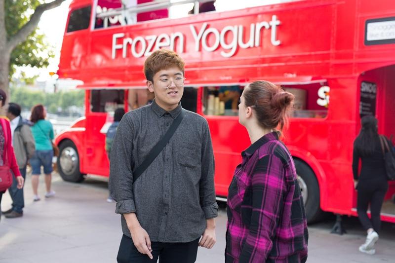 ロンドン 留学 クラスメイト