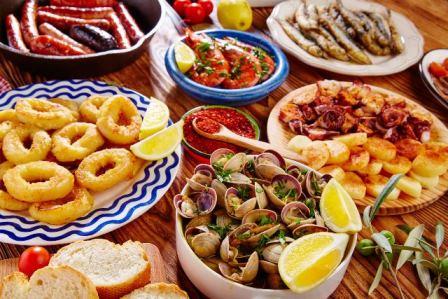 スペイン留学特集Vol.4「スペイン料理」