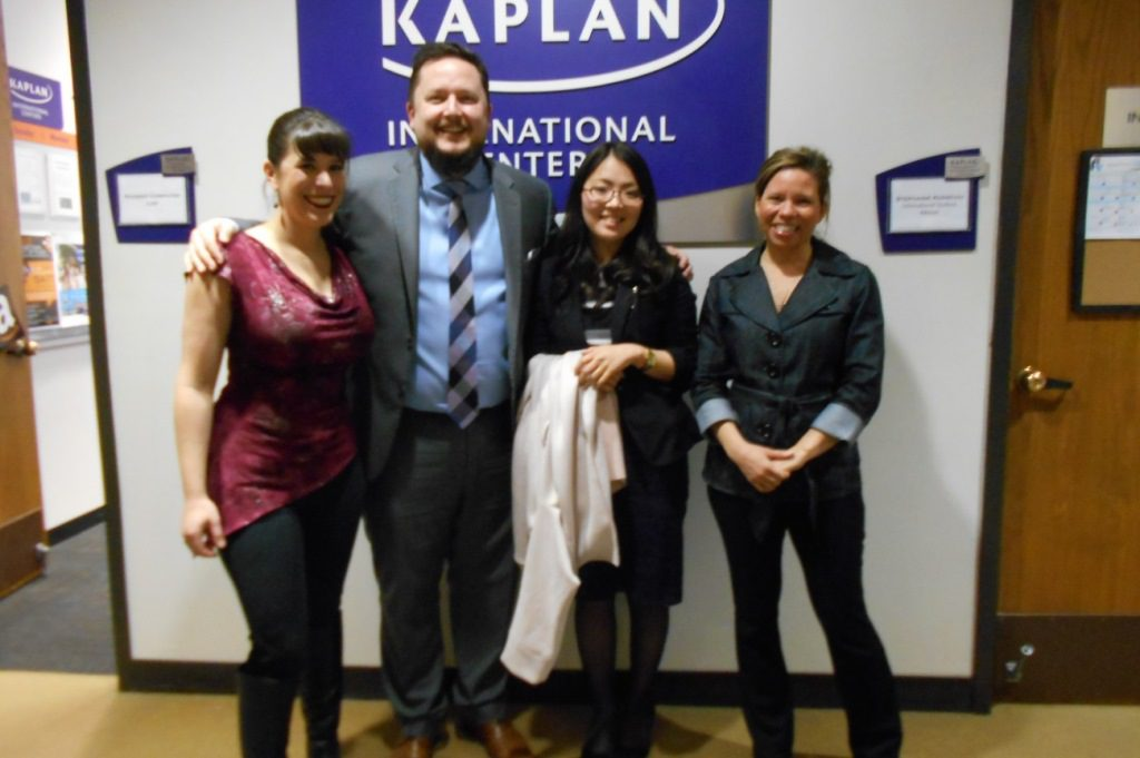 KAPLAN International English 視察レポート2018【バンクーバー/シアトル編】