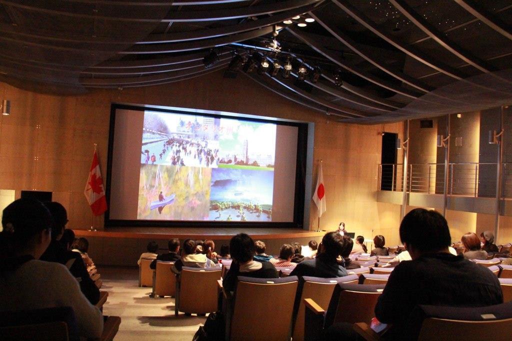 第65回:人気のカナダ留学について「留学フェア」で聞いてみた!