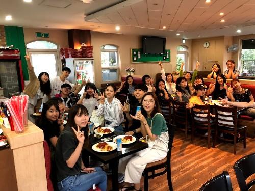 【大学生対象・春休み】日韓交流英語キャンプ