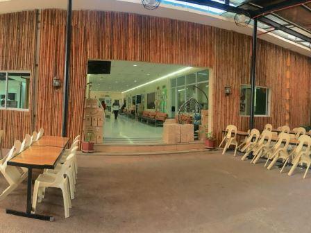 SMEAGの食堂