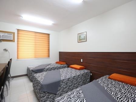SMEAGのベッドルーム