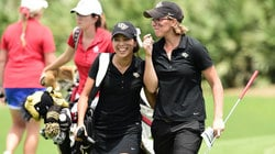 (関連サイト)ジュニアゴルフ留学のWhat's Newが更新されました。「卒業生、中山綾香が全米優等生チーム、All American Scholar Teamメンバーに選出の栄誉!