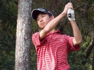(関連サイト)ジュニアゴルフ留学のWhat's Newが更新されました。「南東部ツアーで藤井泰我が大活躍!」