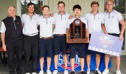 (関連サイト)ジュニアゴルフ留学のWhat's Newが更新されました。「IJGA卒業生が大学リーグで好成績!」