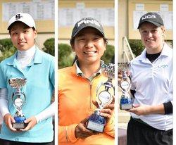 (関連サイト)ジュニアゴルフ留学のWhat's Newが更新されました。「Chung、Aung、KozakがHilton Head Junior Shootoutで表彰台に!」