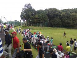 (関連サイト)ジュニアゴルフ留学のWhat's Newが更新されました。「2017年第2回柏ゴルフフェスタ」