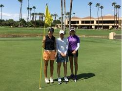 (関連サイト)ジュニアゴルフ留学のWhat's Newが更新されました。「IJGA卒業生、中山綾香がQスクール一次予選突破!」