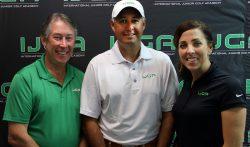 (関連サイト)ジュニアゴルフ留学のWhat's Newが更新されました。「ジョナサン・ヤーウッドがIJGAの新ヘッドコーチに就任!」
