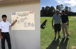 (関連サイト)ジュニアゴルフ留学のWhat's Newが更新されました。「激戦の中、日本人のIJGA生徒、村田幸太郎が上位ランクイン」