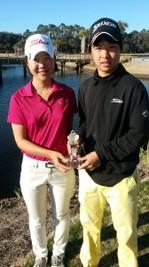 (関連サイト)ジュニアゴルフ留学のWhat's Newが更新されました。「Sea Pines Junior Heritage にてIJGTメンバー大活躍」