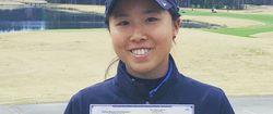 (関連サイト)ジュニアゴルフ留学のWhat's Newが更新されました。「新井里茄がプロとして活動開始!