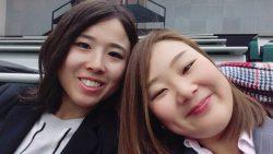 IJGA卒業生リカ・パークブログが更新されました。