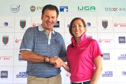 (関連サイト)ジュニアゴルフ留学のWhat's Newが更新されました。「IJGAがファルドシリーズの公式ゴルフアカデミーパートナーに」
