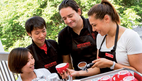 海外のカフェで働きたい方必見『バリスタ資格取得コース』をご紹介します。