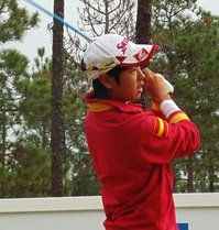 (関連サイト)ジュニアゴルフ留学のWhat's Newが更新されました。「呉司聡、IJGTメジャー初優勝」