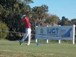 (関連サイト)ジュニアゴルフ留学のWhat's Newが更新されました。「Luoサンクスギビング・デー・クラシックにて逆転優勝」