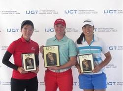 (関連サイト)ジュニアゴルフ留学のWhat's Newが更新されました。「Kozakと伊禮がジョージアジュニアで表彰台」