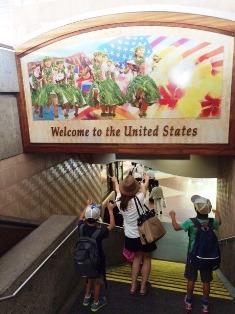 (関連サイト)留学カウンセラーブログが更新されました。 テーマは「ハワイ親子留学体験記」