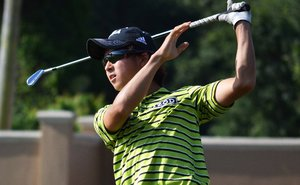 (関連サイト)ジュニアゴルフ留学のWhat's Newが更新されました。「Low final round translates to a victory for Ozaki(最終ラウンドが尾崎の優勝の決め手に。)」