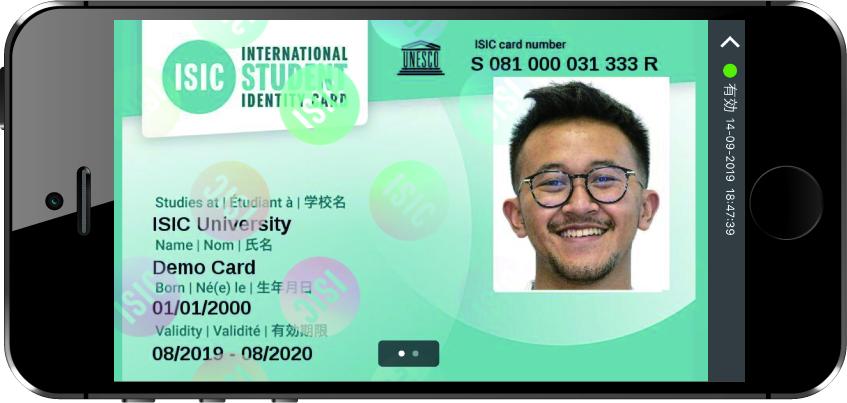 国際学生証でお得に海外生活を