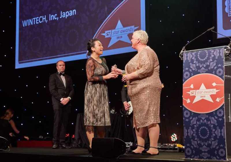 2年連続受賞!「STスターアワード2019 アジア最優秀エージェント」に選ばれました