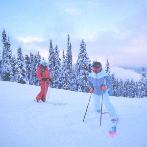 カナダ高校留学 ウィスラー 週末スキー