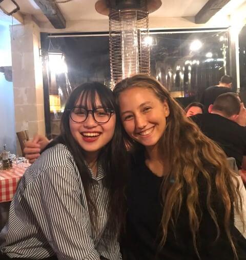 with friend malta マルタ留学 ヨーロッパ