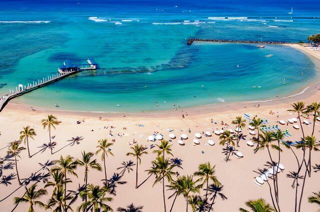 ハワイ 日本からの観光客を11月から受け入れへ