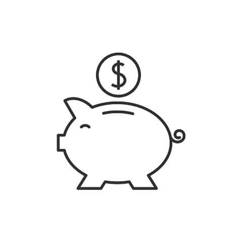 save money english test
