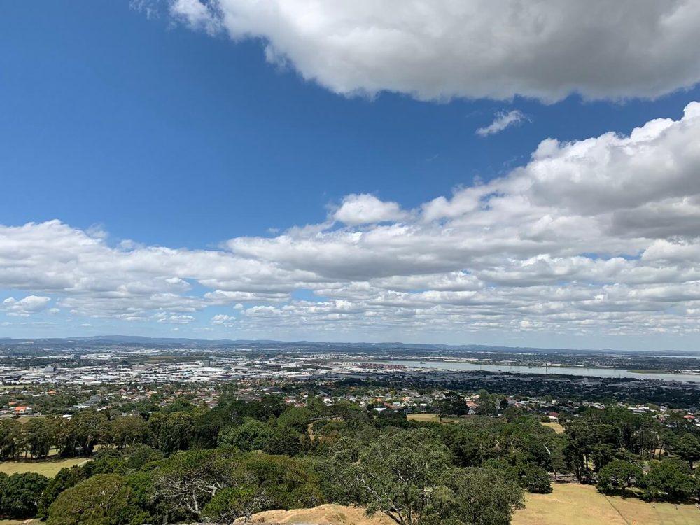 ニュージーランド留学体験談 オークランド one tree hill