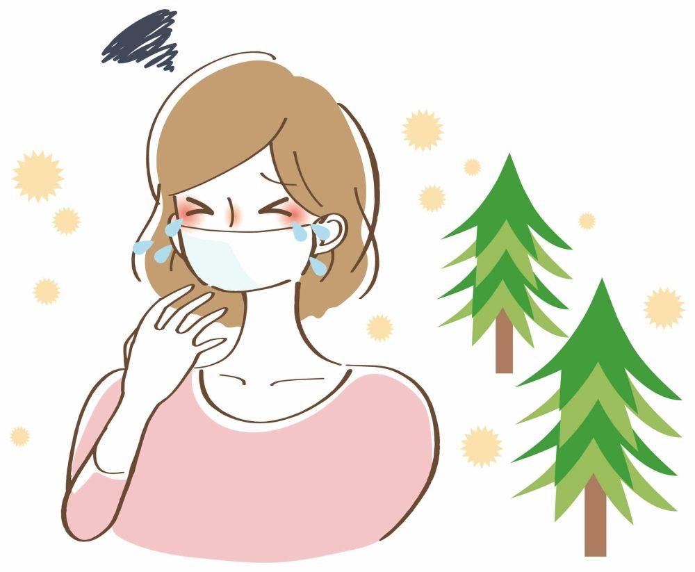 海外 花粉症 コロナ 留学