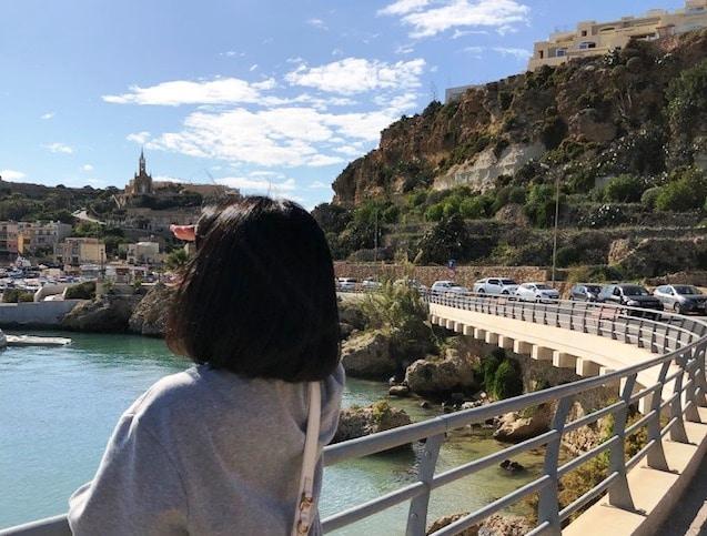 【留学体験談】マルタ短期留学「コロナ禍でも充実した留学生活」