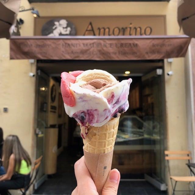 マルタ 留学 散策 カフェ