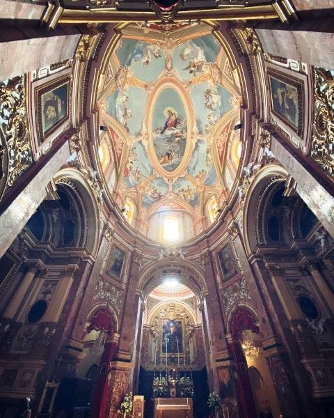 マルタ留学 大聖堂