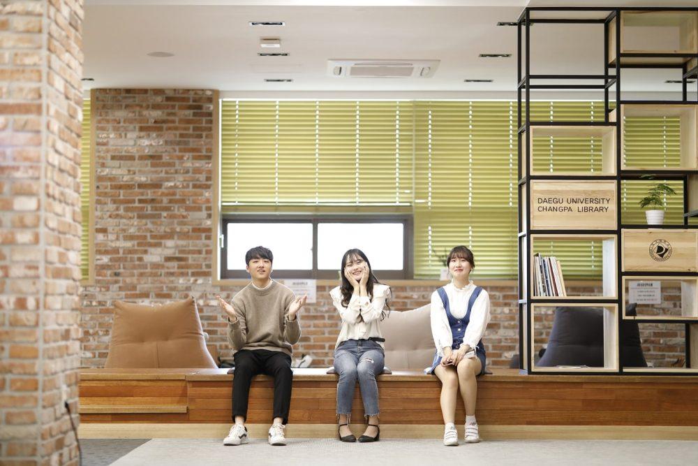 ドウミ制度 韓国留学 テグ