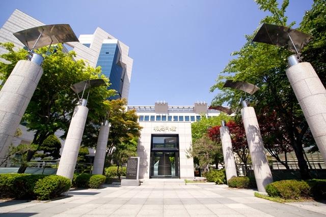 富川大学 グローバル語学センター(語学堂)